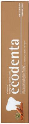 Ecodenta Cinnamon pasta  anticaries 2