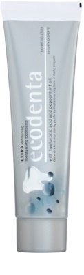 Ecodenta Extra erfrischende feuchtigkeitsspendende Zahnpasta