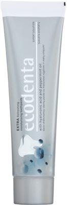 Ecodenta Extra pasta do zębów odświeżająca