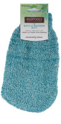 EcoTools Bath & Shower masážní rukavice