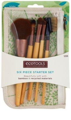 EcoTools Essential набір щіточок для макіяжу 2