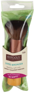 EcoTools Face Tools Bronze-Pinsel 1