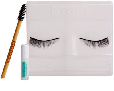 EcoTools Lashes pestanas falsas com escova 1