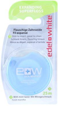 Edel+White Expanding Superfloss nić dentystyczna