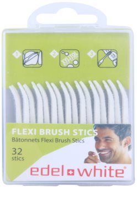Edel+White Flexi Brush Stics escovas interdentais