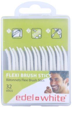 Edel+White Flexi Brush Stics fogköztisztító kefék