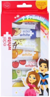 Edel+White 7 Fruit kosmetická sada I.