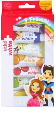 Edel+White 7 Fruit lote cosmético I.