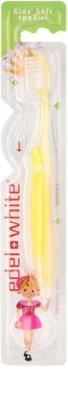 Edel+White Kids zubní kartáček pro děti soft