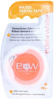 Edel+White Waxed Dental Tape лента за зъби