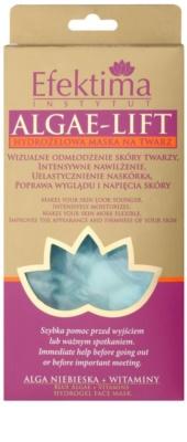 Efektima Institut Algae-Lift hydrożelowa maska z efektem liftingującym