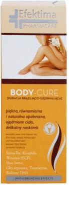 Efektima PharmaCare Body-Cure önbarnító testápoló tej feszesítő hatással 2