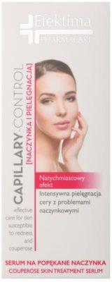 Efektima PharmaCare Capillary-Control сироватка для обличчя для зменшення почервоніння 2