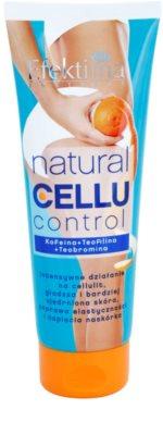Efektima Institut Natural Cellu Control tělový krém proti celulitidě