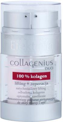 Efektima Institut Collagenius Duo cuidado lifting com efeito instantâneo