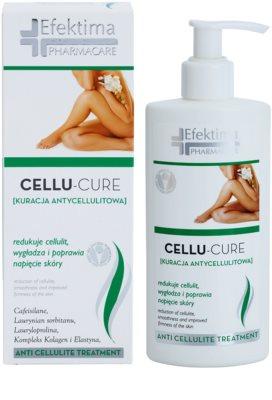 Efektima PharmaCare Cellu-Cure vyhlazující tělové mléko proti celulitidě 1