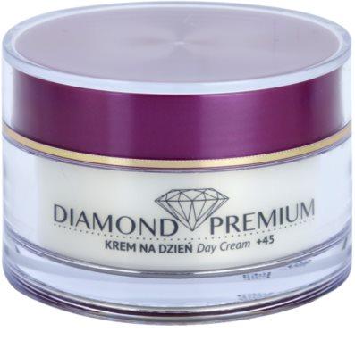 Efektima Institut Diamond Premium +45 Anti-Falten und Regenerationscreme SPF 10