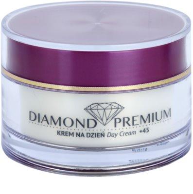 Efektima Institut Diamond Premium +45 crema  regeneradora antiarrugas SPF 10
