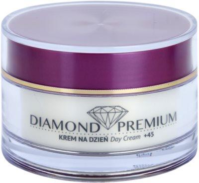 Efektima Institut Diamond Premium +45 regeneracijska krema proti gubam SPF 10