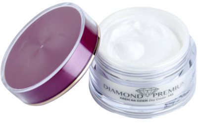 Efektima Institut Diamond Premium +45 crema  regeneradora antiarrugas SPF 10 1