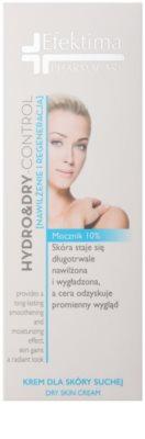 Efektima PharmaCare Hydro&Dry-Control regeneračný krém na suchú pleť s hydratačným účinkom 2
