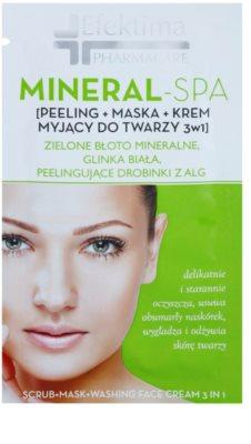 Efektima PharmaCare Mineral-SPA cuidado de limpeza 3 em 1