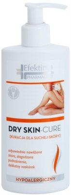 Efektima PharmaCare Dry Skin-Cure leite corporal nutritivo