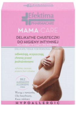 Efektima PharmaCare Mama-Care ubrousky pro intimní hygienu 1