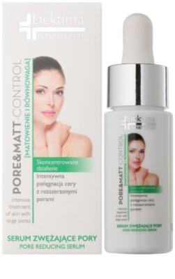 Efektima PharmaCare Pore&Matt-Control ser pentru reducerea porilor 1