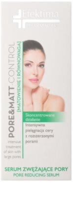 Efektima PharmaCare Pore&Matt-Control ser pentru reducerea porilor 2
