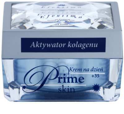 Efektima Institut Prime Skin +35 creme de dia contra os primeiros sinais de envelhecimento