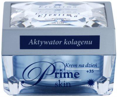 Efektima Institut Prime Skin +35 дневен крем  против първите признаци на стареене на кожата