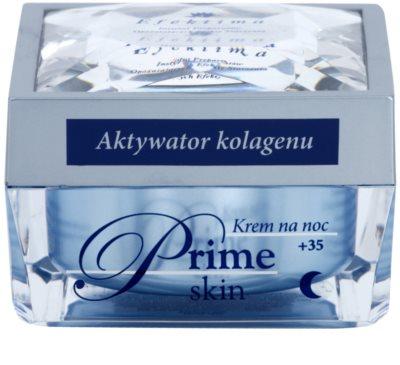 Efektima Institut Prime Skin +35 noční krém proti prvním známkám stárnutí pleti