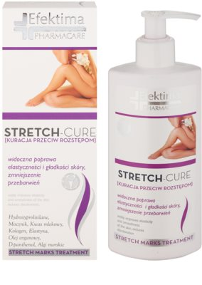 Efektima PharmaCare Stretch-Cure telové mlieko proti striám 1