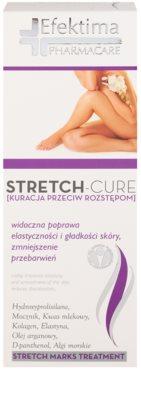 Efektima PharmaCare Stretch-Cure telové mlieko proti striám 2