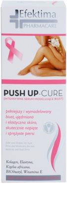 Efektima PharmaCare Push Up-Cure ser ce ofera fermitate bustului pentru fermitatea pielii 2