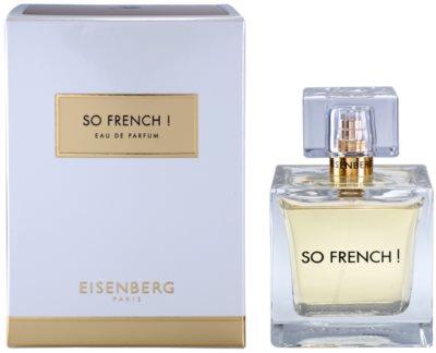Eisenberg So French! eau de parfum nőknek