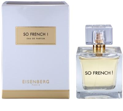 Eisenberg So French! parfémovaná voda pro ženy