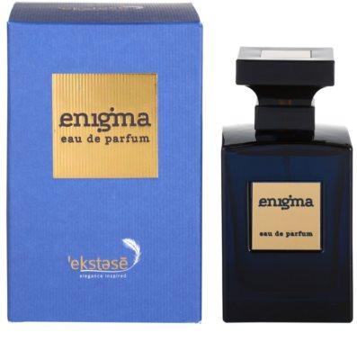Ekstase Enigma eau de parfum férfiaknak