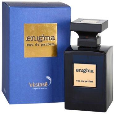 Ekstase Enigma eau de parfum para hombre 1