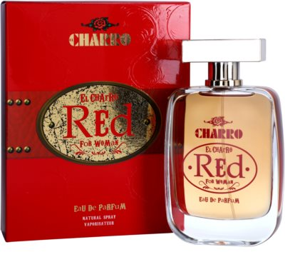 El Charro Red For Woman Eau de Parfum für Damen 1