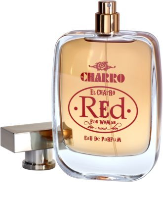 El Charro Red For Woman Eau de Parfum für Damen 3