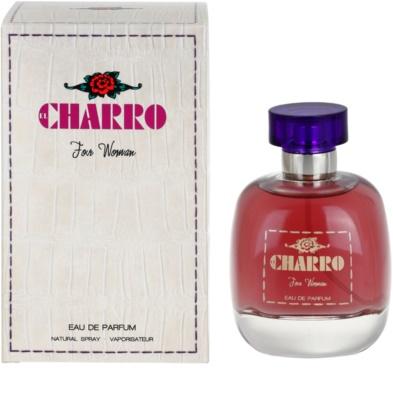El Charro Woman Eau de Parfum für Damen