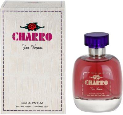 El Charro Woman eau de parfum para mujer