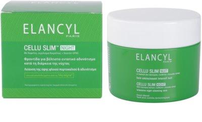 Elancyl Cellu Slim tratamento de noite redutor intensivo 2