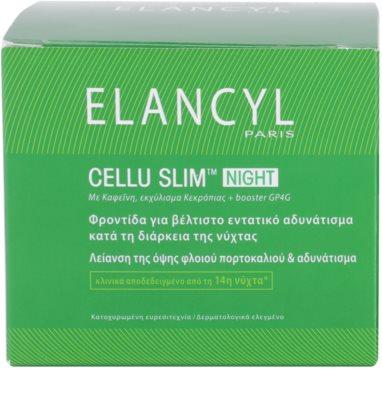 Elancyl Cellu Slim tratamento de noite redutor intensivo 3