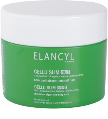 Elancyl Cellu Slim tratament de noapte pentru slabire
