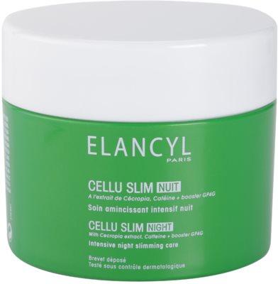 Elancyl Cellu Slim tratamento de noite redutor intensivo