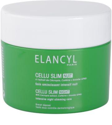 Elancyl Cellu Slim інтенсивний нічний догляд