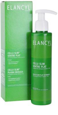 Elancyl Cellu Slim crema reductora para vientre plano 1